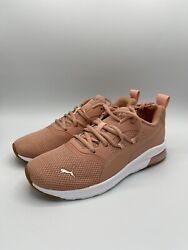 Puma Electron Star Womens Size 6 Rose Pink White Gum 371778 01 Running Shoes $34.99