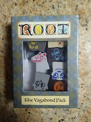 Root: The Vagabond Pack Brand New Sealed $9.95