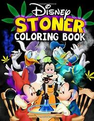 Stoner Coloring Book: Stoner Psychedelic Coloring Book For Adults Relaxation $12.25