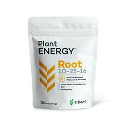 Plant Energy Root 10 25 16 Water Soluble Fertilizer for Root Growth 3.53 oz $16.20