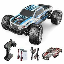 DEERC 9200E RC Cars 1:10 Scale Large High Speed Remote Control Car for Adults $196.14