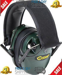 Electronic Hearing Protection Headphones Ear Muffs Noise Shooter Shooting Safety $43.65