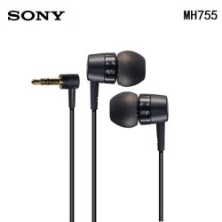 High Quality Sony MH755 in ear For Sony earbuds Headset Earphone 3.5mm jack $7.95