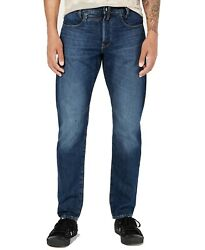 G Star Mens Jeans Blue Size 29X32 D Staq Tapered Straight Stretch $130 #145 $27.99