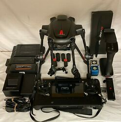 Yuneec Typhoon H Hexacopter Drone w Travel Hard Case Batteries and Accessories $795.00