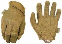 Mechanix Specialty Vent Coyote Gloves 2X Large $39.50