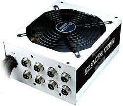 PC Power amp; Cooling Silencer 750W Semi Modular Power Supply No Cables Included $73.69