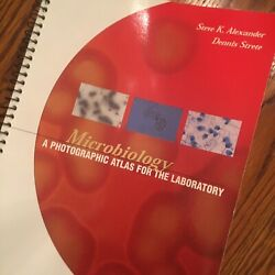 Microbiology : A Photographic Atlas for the Laboratory by Dennis Strete and... $22.11