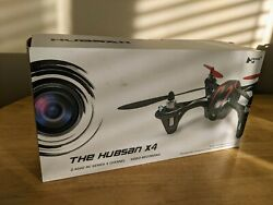 Hubsan X4 quadcopter drone 2.4 GHZ RC Series Channel 4 Video Recording $17.50