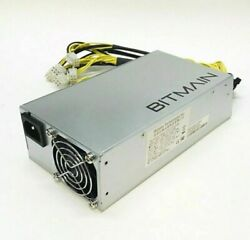 Bitcoin Miner S9 Bitmain Antminer 13.5 TH USED BTC BCH WITH PSU $299.99