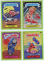 2020 Topps Garbage Pail Kids GPK Chrome GREEN WAVE REFRACTOR 299 PICK FROM LOT $19.99