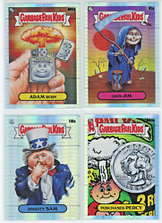 2020 Topps Garbage Pail Kids GPK Chrome PRISM REFRACTOR 199 PICK FROM LOT $19.99