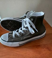 Converse All Star Kids Size 13 Gray $35.99