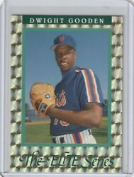 DWIGHT GOODEN Mets 1992 Donruss Elite Series #12 Of 18 Insert Card 10000 $24.99