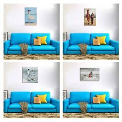 Abstract Wall Paintings Modern Framed Canvas Print Artwork for Wall Decor $21.51
