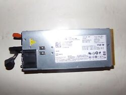 Lot of 2 Dell 0F613N Switching Power Supplies Total Output Power: 750W $18.99