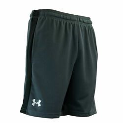 New With Tags Mens Under Armour Gym UA Muscle Athletic Logo HeatGear Shorts $20.67