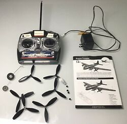 Protocol Rogue Trooper RC Plane Remote Charger Parts Only $12.99