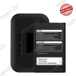 3000mAh Replacement Battery V515176AR For Franklin Wireless R910 Mobile Hotspot $15.99