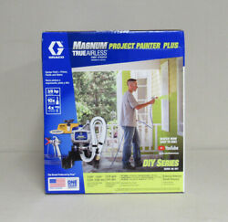 *NEW* Graco Magnum Project Painter Plus Electric Airless Paint Sprayer 257025 $199.00
