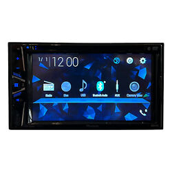 Pioneer AVH A215BT Double DIN Bluetooth AM FM Radio Stereo DVD Player Receiver $349.99