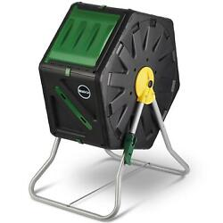 Miracle Gro Heavy Duty Single Chamber 70 L Outdoor Garden Tumbling Composter $78.98