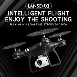 Remote Control Drones Quadcopter FPV Helicopter HD Camera Drone Flying $40.99