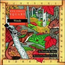 One Small Square: Woods by Wynne Patricia Undefined Book The Fast Free Shipping $8.69