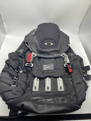 Oakley Tactical Field Gear Backpack Bag Stock No. 20 S1242 0 RN 96548 Black $89.00