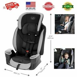 Evenflo Maestro Sport Harness Booster Car Seat Granite NEW $112.49