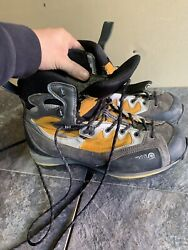 GORGEOUS ASOLO Hiking Trekking Trail BOOTS Mens GTX GoreTex Sz n28 $79.99