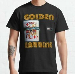 Golden Earring Classic Black T Shirt Size S 5XL Gift Idea For Fan $21.99