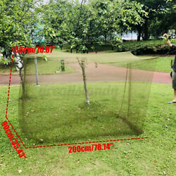 Large Outdoor Camping Mosquito Insect Net Netting Cover Indoor Sleep Travel Tent $15.00
