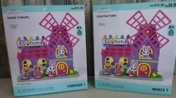 EASTER Egg Factory Foam Kits 2 Ages 6 by Creatology Windmill rotates $6.99