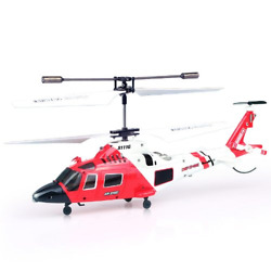 Syma S111G 3.5 Channel RC Helicopter with Gyro $72.78