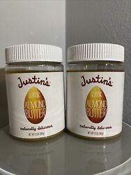 JUSTIN'S® CLASSIC ALMOND BUTTER 2 Pack 12oz Jars $12.00