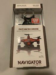 Navigator Pace Micro Drone By Propel Indoor Outdoor Wireless Quadrocopter $39.99
