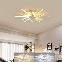 Dimmable Chandelier Ceiling With Remote Pendant Light Fixture Modern LED Lamp US $187.59