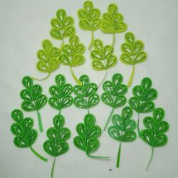 Paper Quilling Leave Decorations DIY Paper Arts Wallarts Handmade Birthday Gift $8.99