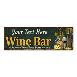 Personalized Green Bar amp; Tavern Metal Sign Custom Decor Home Gift 106180003001 $31.95