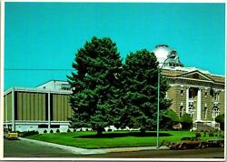 Pasco WA Franklin County Courthouse Exterior Building Postcard Unused 33006