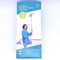 Able Life Universal Floor to Ceiling Grab Bar Mobility Assist Transfer Pole Rail $135.00