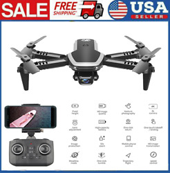 CSJ S171 PRO Drone WIFI 4K HD Camera 2 Batteries Foldable RC Quadcopter for Kids $38.81