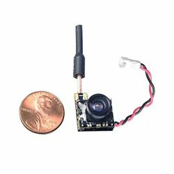 WT05 Micro Fpv Video Video Transmitter Camera 3.4g 5.8GHz For Quadcopter Drone $27.94