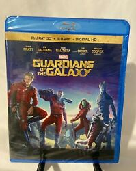 Guardians of the Galaxy 3D Blu ray Disc 2014 Brand NEW sealed $15.00