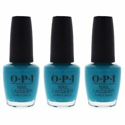 Nail Lacquer NL N74 Dance Party Teal Dawn by OPI for Women 0.5 oz Nail Po... $18.93