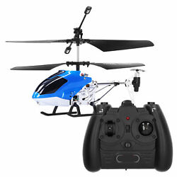 2.4G 3 Channel Portable Remote Helicopter Altitude Hold Mini Aircraft Toy Gift $18.77