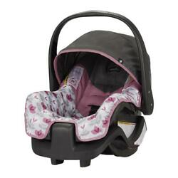 Evenflo Infant Car Seat w Canopy Carine Pink Children Lightweight Seat Safety $78.14
