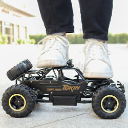 1 12 4WD RC Monster Truck Car Electric Off Road Vehicle Remote Control Crawler $39.95