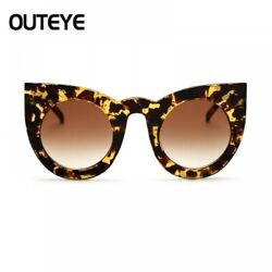 Cat Eye Sunglasses Vintage Shades Glasses for Womens $12.99